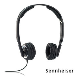 Sennheiser PX~200II頭戴式耳機~黑色