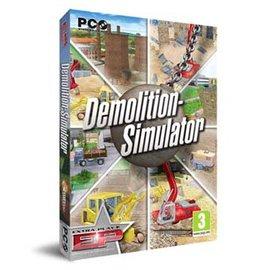 模擬拆遷王 Demolition Simulator PC 英文版
