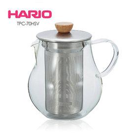 HARIO Tea Pitcher 極簡花茶壺700ml TPC~70HSV