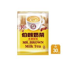 ~伯朗~三合一香濃原味奶茶^(30入^)