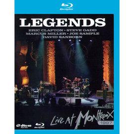 傳奇演唱會 眾多藝人 瑞士蒙特勒現場演會^(藍光Blu~ray^)  Legends Li