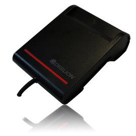 DIGILION ^| EasyATM GT2 ATM晶片讀卡機~黑 磁力吸附 +人體工學