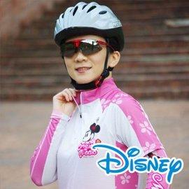 ◤此 為短袖^(不含袖套^)◢米妮熱昇華自行車衣^( ^)