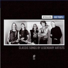 搖滾傳奇 大系之深紫色樂團 CD Introducing:Deep Purple