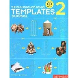 THE PACKAGING AND DESIGN:TEMPLATES SOURCEBOOK