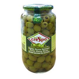 西班牙~Crespo~瑰寶去籽橄欖~大^(907g^)