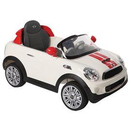 【店面購買4700元】『CK01-4』2016年 兒童電動車Mini CooperS 遙控電動車 白色【型號W456EQ】【贈純植物精油防蚊液 60ml】