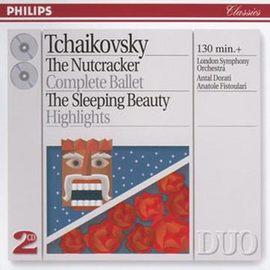 柴可夫斯基:胡桃鉗芭蕾舞劇 2CDTchaikovsky: The Nutcracker