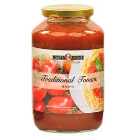 義大利麵醬-蕃茄原味 720g