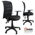 LOGIS.新日式線型網布辦公椅