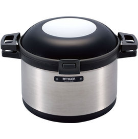 TIGER 虎牌 8L 真空保溫調理 燜燒鍋 NFI-A800 不鏽鋼製真空保溫鍋