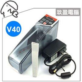 【限時搶購】V40可攜式點鈔機 可用電池 掌上型 便攜式點鈔機 數鈔機 迷你點鈔 適多國鈔票 攜帶式點鈔機 預設張數 累進點鈔 簡易型 非驗鈔