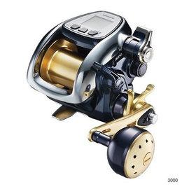 ◎百有釣具◎限量SHIMANO BEAST  MASTER 3000 電動丸 電動捲線器~ 限量送日本原裝YGK 500米PE線