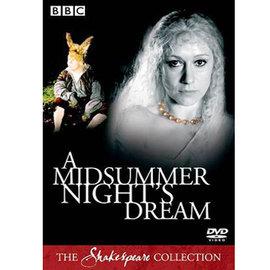 莎士比亞戲劇 -仲夏夜之夢 DVD Shakespeare's- A Midsummer