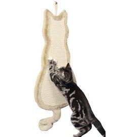 德國TRIXIE特瑞斯貓型貓抓板