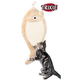 德國TRIXIE特瑞斯魚型貓抓板
