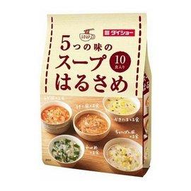 Daisho 十人份速食冬粉~附5口味湯包^(10食入^)