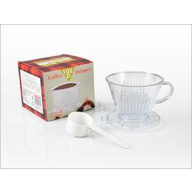 ~ 寶馬牌~AS 滴漏式咖啡濾器.濾杯 JA~P~001~102~D 2^~4人用 附匙