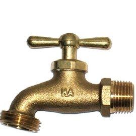 美規銅製四分水龍頭 牙較粗ORBIT DIG RAINDR IP 四角形 定時灑水器
