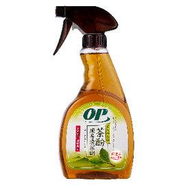 OP天然苦茶籽茶酚廚房清潔劑500ml