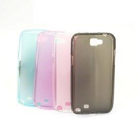 samsung note3 (N9000) 手機軟殼保護套/保護殼/TPU軟膠套/果凍套 **透明款**