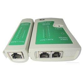 (兩用)電話線 網路線  RJ45 測線儀/測試儀/測試器 **送皮套** [DRM-00008]