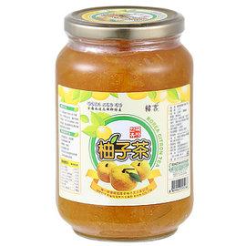 本月促銷↘原299韓客 蜂蜜生柚子茶 1kg