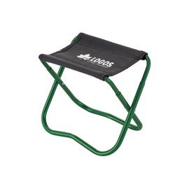 探險家戶外用品㊣NO.73175009 日本品牌LOGOS 勇闖天涯野營椅(S號.綠)鋁合金童軍椅 僅0.2kg