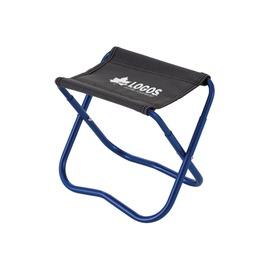探險家戶外用品㊣NO.73175010 日本品牌LOGOS 勇闖天涯野營椅(S號.藍)鋁合金童軍椅 僅0.2kg
