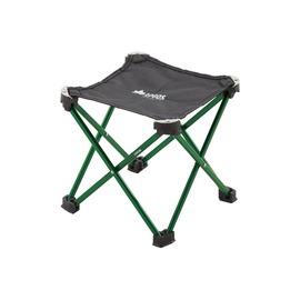 探險家戶外用品㊣NO.73175011 日本品牌LOGOS 迷你立方野營椅 (綠)超輕7075鋁合金童軍椅 摺疊椅