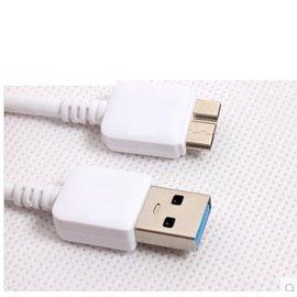 新竹市 samsung 三星 note3 N9000 micro B usb 3.0 傳輸線/充電線 **白**  [AMC-00013]