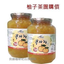 《芳第High Tea》韓國原裝進口 黃金蜂蜜柚子茶(2kg/罐)*6入