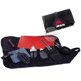 探險家戶外用品㊣MS-05336 美國MSR料理工具包(一般版) 抹布 杓子 鏟 刨刀 胡椒瓶 切菜板 壓瓶