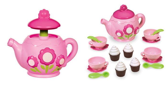 【美国b.toys】爱莉丝的音乐茶壶 musical tea(现货)