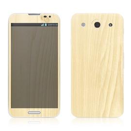 韓國知名SKINNYSKIN彩膜 LG Optimus G Pro E988  淺色木紋