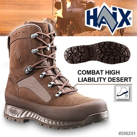 探險家戶外用品㊣206251M 德國HAIX COMBAT高優質戰鬥高筒軍靴(淺棕色) HAIX氣候系統 軍靴戰鬥鞋