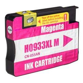 HP No.933XL CN055AA^(紅色^)相容墨水匣, :OFFICEJET 61
