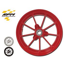 ~小港二輪~RPM GTR 10吋9爪前碟鋁合金輪框 GTR Aero 一組價