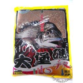 ◎百有釣具◎黏巴達 [K101] チヌ大堡礁 千又大堡礁 黑鯛 釣餌