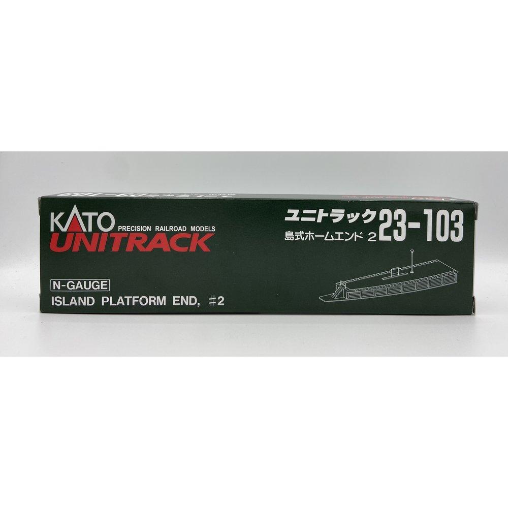 Kato 23~103 N規 島式月台終端 ^#2