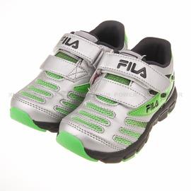 6折出清~FILA 兒童 火箭系列 舒適 透氣 支撐 慢跑鞋 (2-J421O-060)