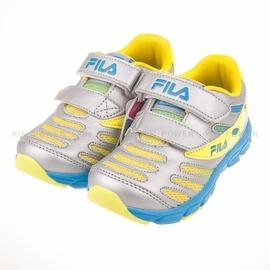 6折出清~FILA 兒童 火箭系列 舒適 透氣 支撐 慢跑鞋 (2-J421O-393)