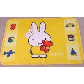 Miffy兔毛毯 米菲四季被 兒童被子 毯子
