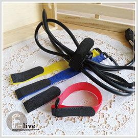 【Q禮品】B1868 可調式電線整理帶/電線整理札帶/魔鬼氈整理帶/固定束帶/整理束帶/綑綁帶