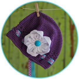 ~MerryGoAround~ Lollitops Fancy Flower: 針織帽俏麗