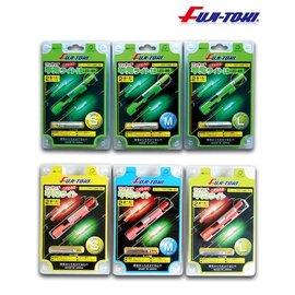 ◎百有釣具◎FUJI-TOKI  富士燈器 竿先兩用 LED電子 夜光棒 遠投專用S/M/L~三種規格可選
