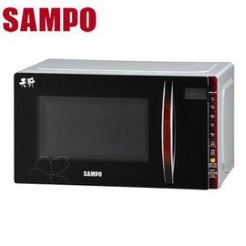 『SAMPO 』☆聲寶20公升天廚平台式微波爐 RE-B320PM  **免運費**