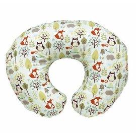 【紫貝殼】『OG01』義大利 CHICCO Boppy純棉多功能授乳枕 (四種花色可選)【保證原廠公司貨】