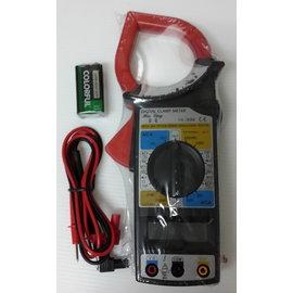 (台灣豪菱) HL-899 工程用 電子數位顯示 萬用電表/電錶 **鉗夾式便攜型**大號