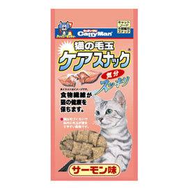 ^~CattyMan~貓用潔牙化毛餅乾^(鮭魚^) 35g